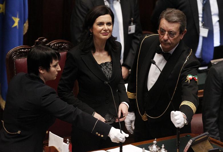 Discorso Camera Boldrini : Una giornata particolare internazionale