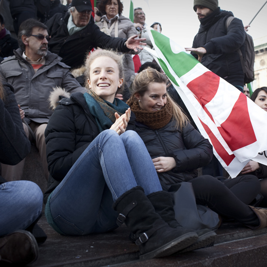 L italia al voto internazionale for Numero deputati italiani