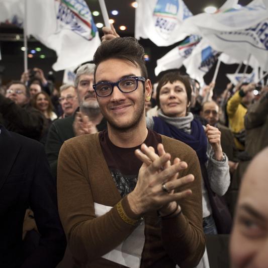 L italia al voto internazionale for Email senatori italiani