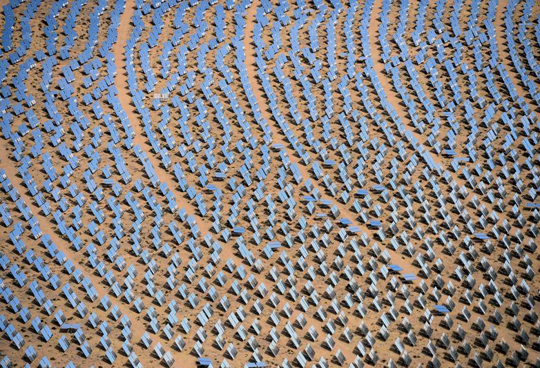 Impianto Solare Termodinamico A Torre Centrale Solare A