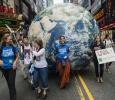La marcia per il clima