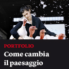Come cambia il paesaggio