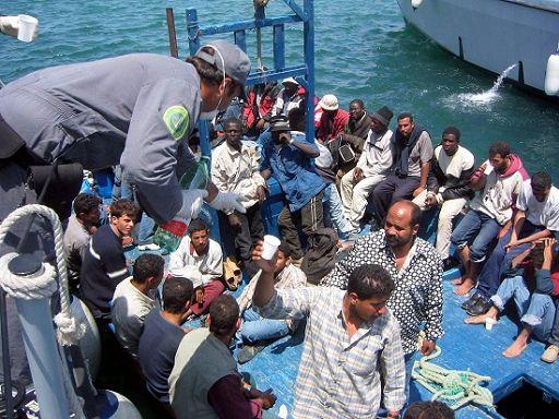 Immigrati, nella giornata nuovi sbarchi in Sicilia$