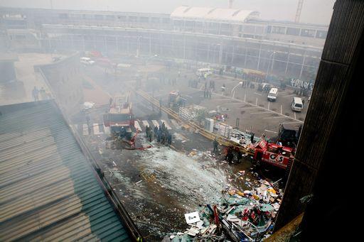 Aeroporto Nairobi : Internazionale kenya incendio all aeroporto di nairobi