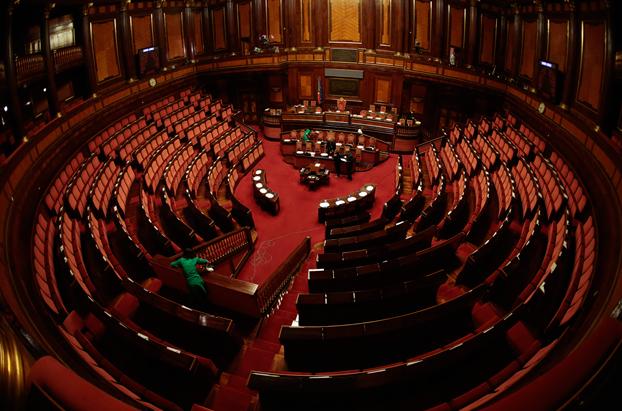 Internazionale come funziona il finanziamento ai partiti for Il senato italiano