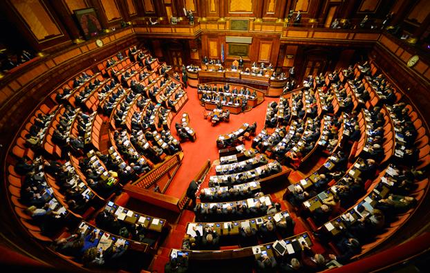 Internazionale secondo matteo renzi la riforma del for Senato composizione