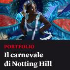 Il carnevale di Notting Hill