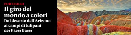 Il giro del mondo a colori