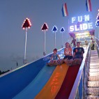 Un parco divertimenti a Panama City, in Florida, Stati Uniti. (Heather Leiphart, Ap/Lapresse)