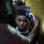 Durante una festa a Rio de Janeiro, in Brasile. (Felipe Dana, Ap/Lapresse)