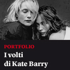I volti di Kate Barry
