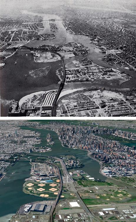 New York novant'anni dopo - La stanza dei grafici - Internazionale